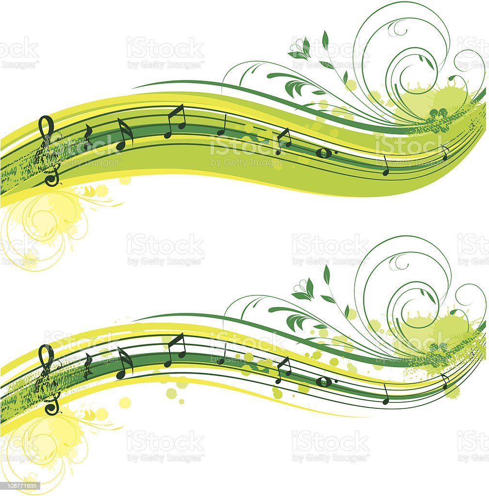 summer musical banners set royalty-free summer musical banners set stock vector art & more images of abstract
