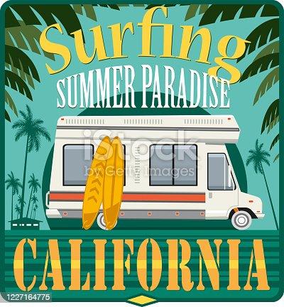 istock Summer paradise 1227164775
