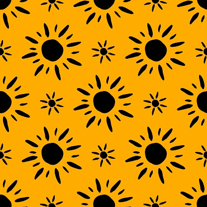 summer pattern with hand drawn sun symbols seamless wallpaper black vector id1207713993?k=6&m=1207713993&s=170667a&w=0&h=SSXtCYJ TbdMfS2iDdb5yb3VsE7UarWh 1PeS1z2r14=