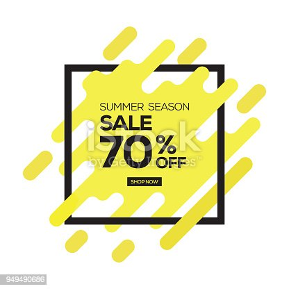 istock Summer Sale Banner 949490686