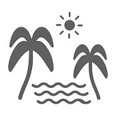 summer, sea, beach icon. Beautiful design and fully editable vector for commercial use, printed files and presentations, Promotional Materials, web or any type of design projects.