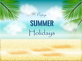 Summer season background