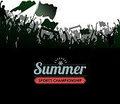 summer sports fun