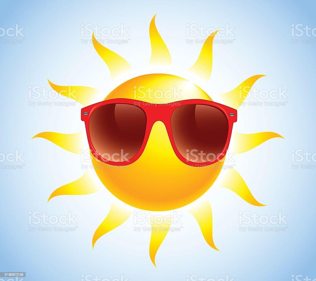7e89b468afc6 Солнцезащитные очки Лето Солнце Сток Вектор Стоковая фотография