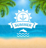 Summer Template of Holidays Designs