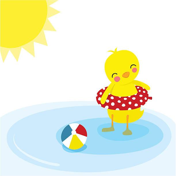 stockillustraties, clipart, cartoons en iconen met summer time - fresh start yellow