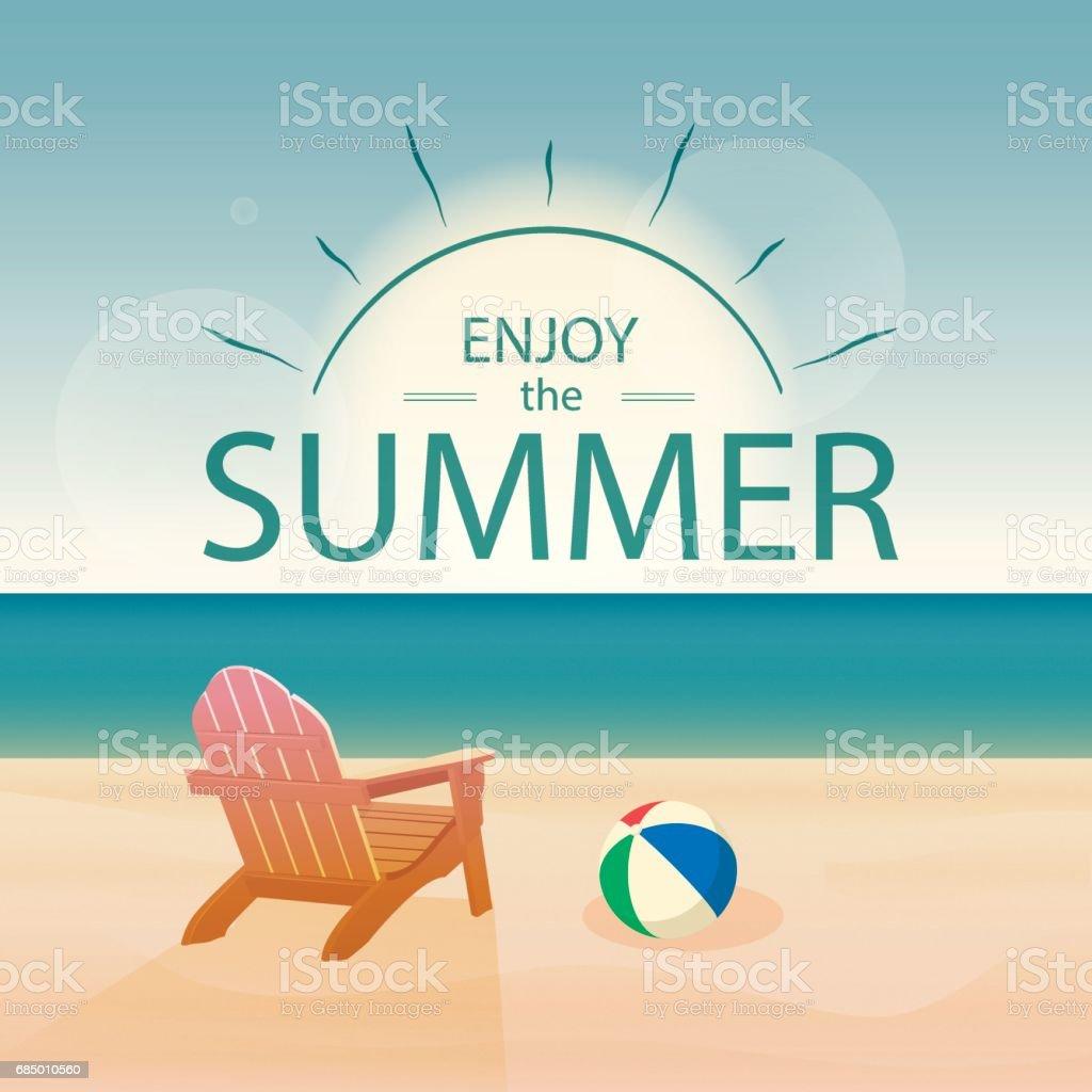 Sommer Zeit Lizenzfreies sommer zeit stock vektor art und mehr bilder von abenteuer