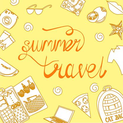 Summer trip.
