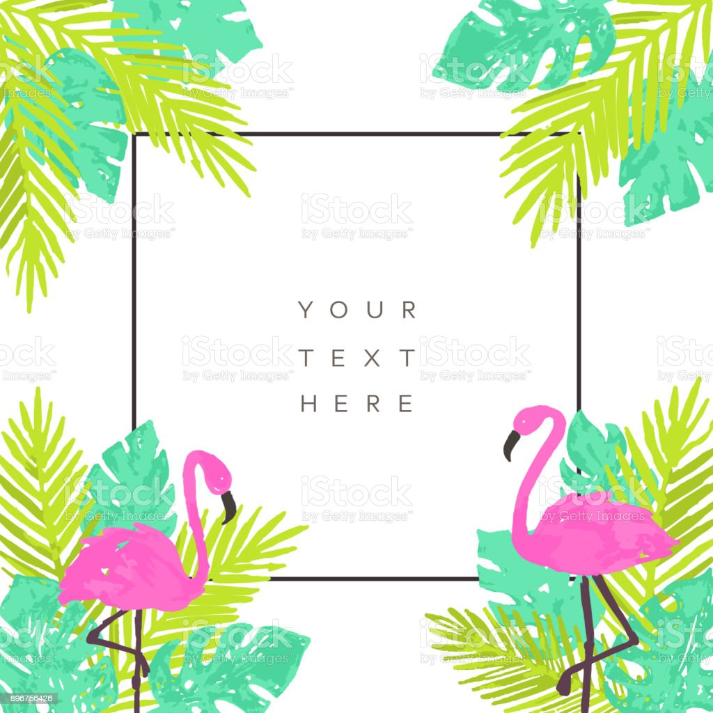 Summer Tropical Background Design Stock Illustration Download Image Now Istock Hd wallpapers and background images. summer tropical background design stock illustration download image now istock