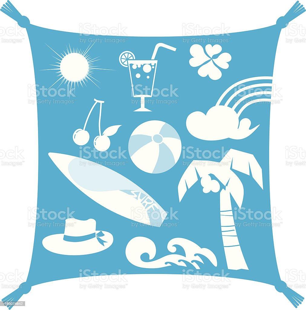 Summer! royalty-free stock vector art