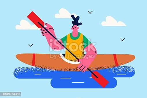 istock Summer water active leisure concept 1348974387