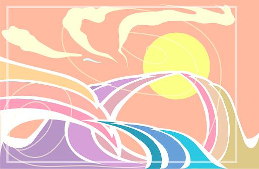 Summer-background