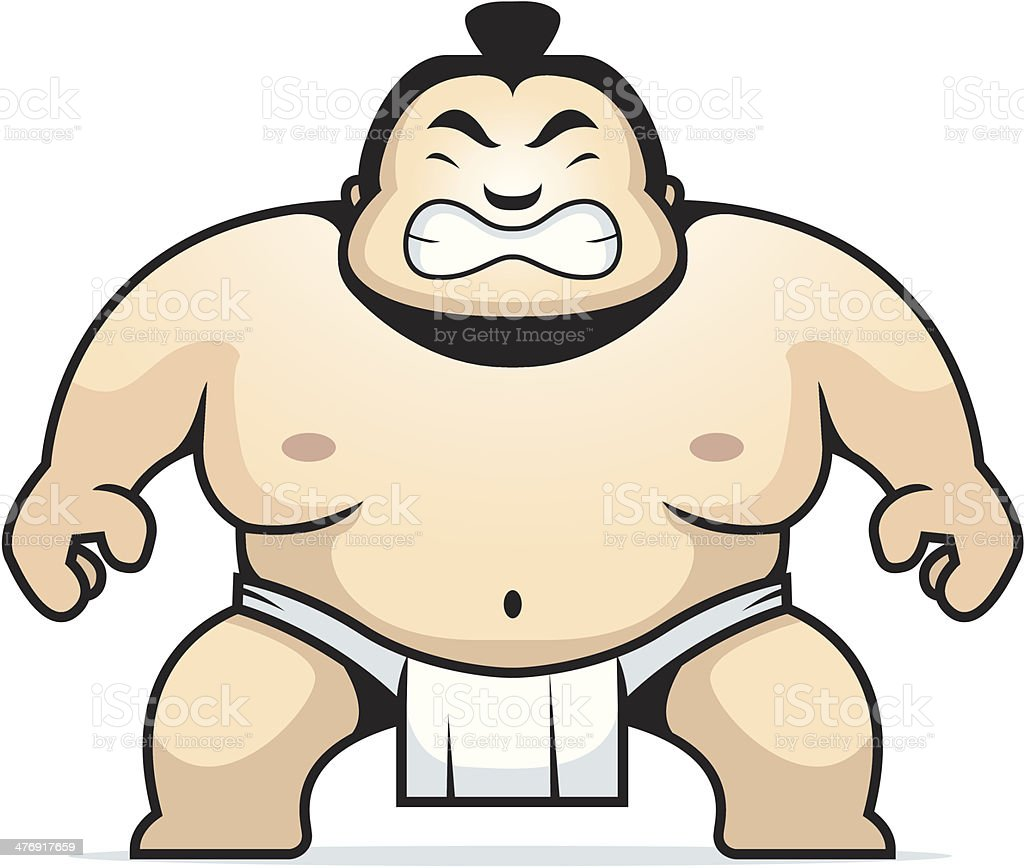 royalty free sumo wrestling clip art vector images illustrations rh istockphoto com