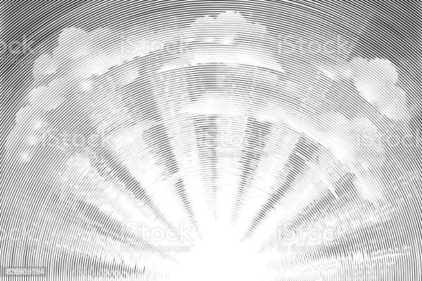 Sun and clouds woodcut vector id826959194?b=1&k=6&m=826959194&s=612x612&h=dizl p18tdyth1p 9klztckw08vczupcljyai3evk5i=