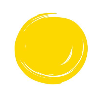Sun hand drawn icon