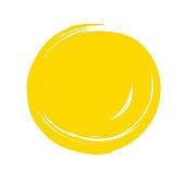 istock Sun hand drawn icon 1163481121