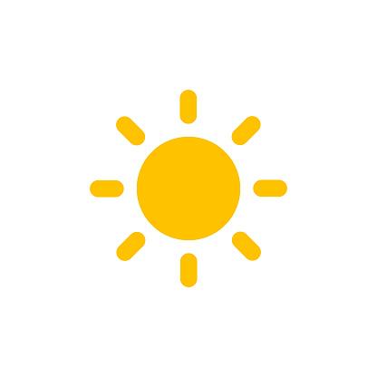 Sun icon logo