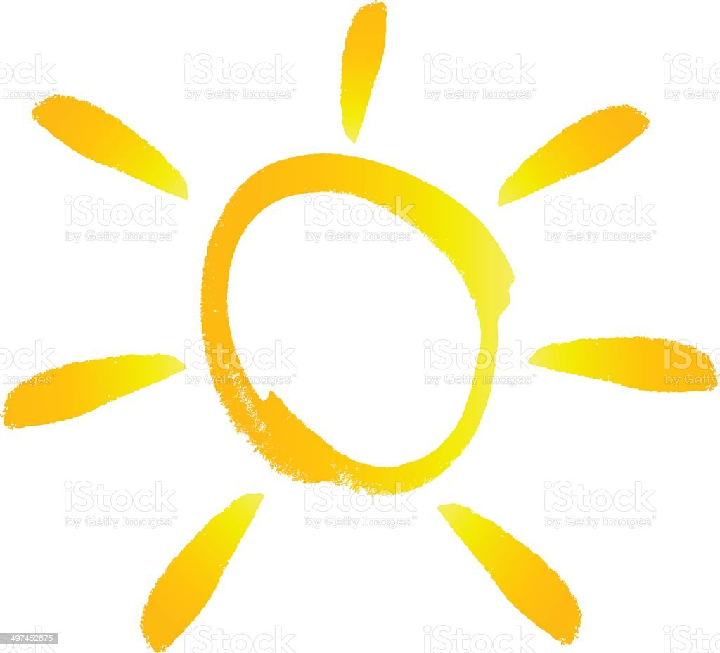 sun icon stock vector art more images of arts culture and rh istockphoto com sun icon vector free download sunflower vector icon