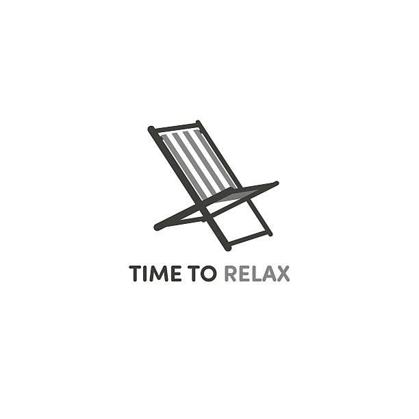 illustrations, cliparts, dessins animés et icônes de des chaises longues - transat