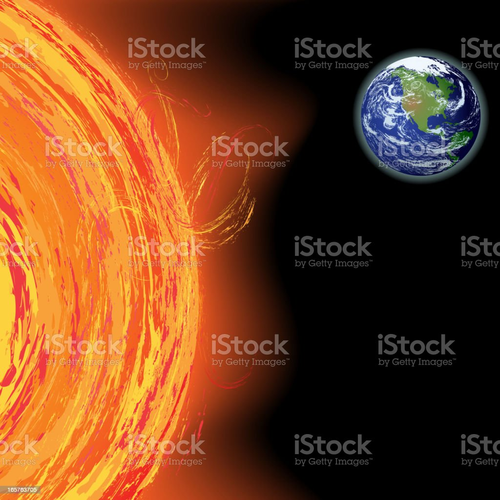 Sun Solar Flares royalty-free sun solar flares stock vector art & more images of abstract