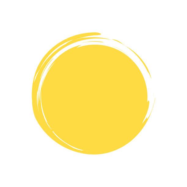 태양 - 노랑 stock illustrations