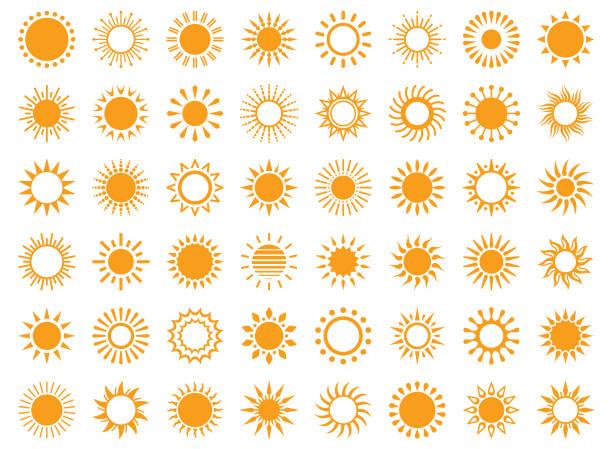 ilustrações de stock, clip art, desenhos animados e ícones de sun - sun