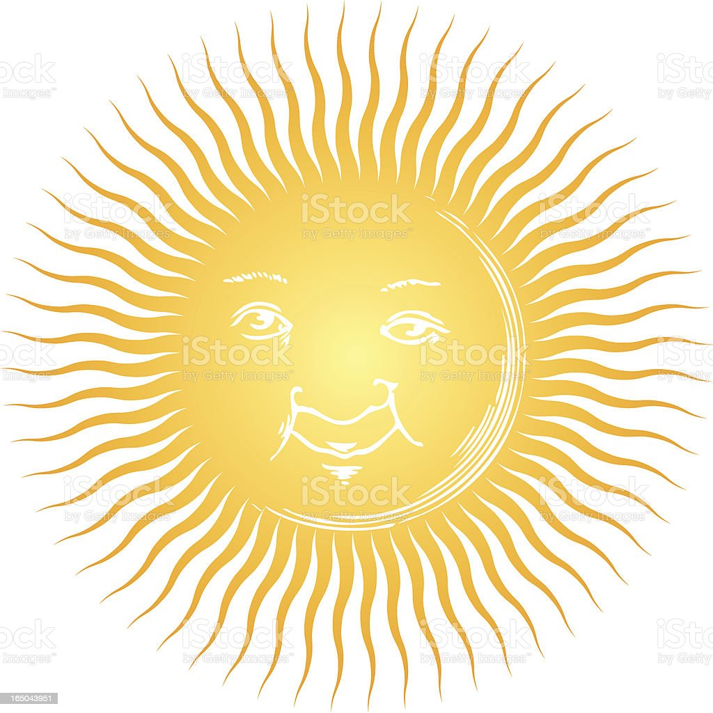 Sun royalty-free sun stock vector art & more images of day