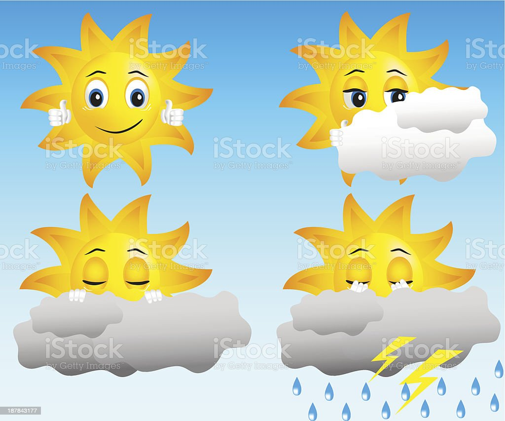 sun royalty-free sun stock vector art & more images of blue