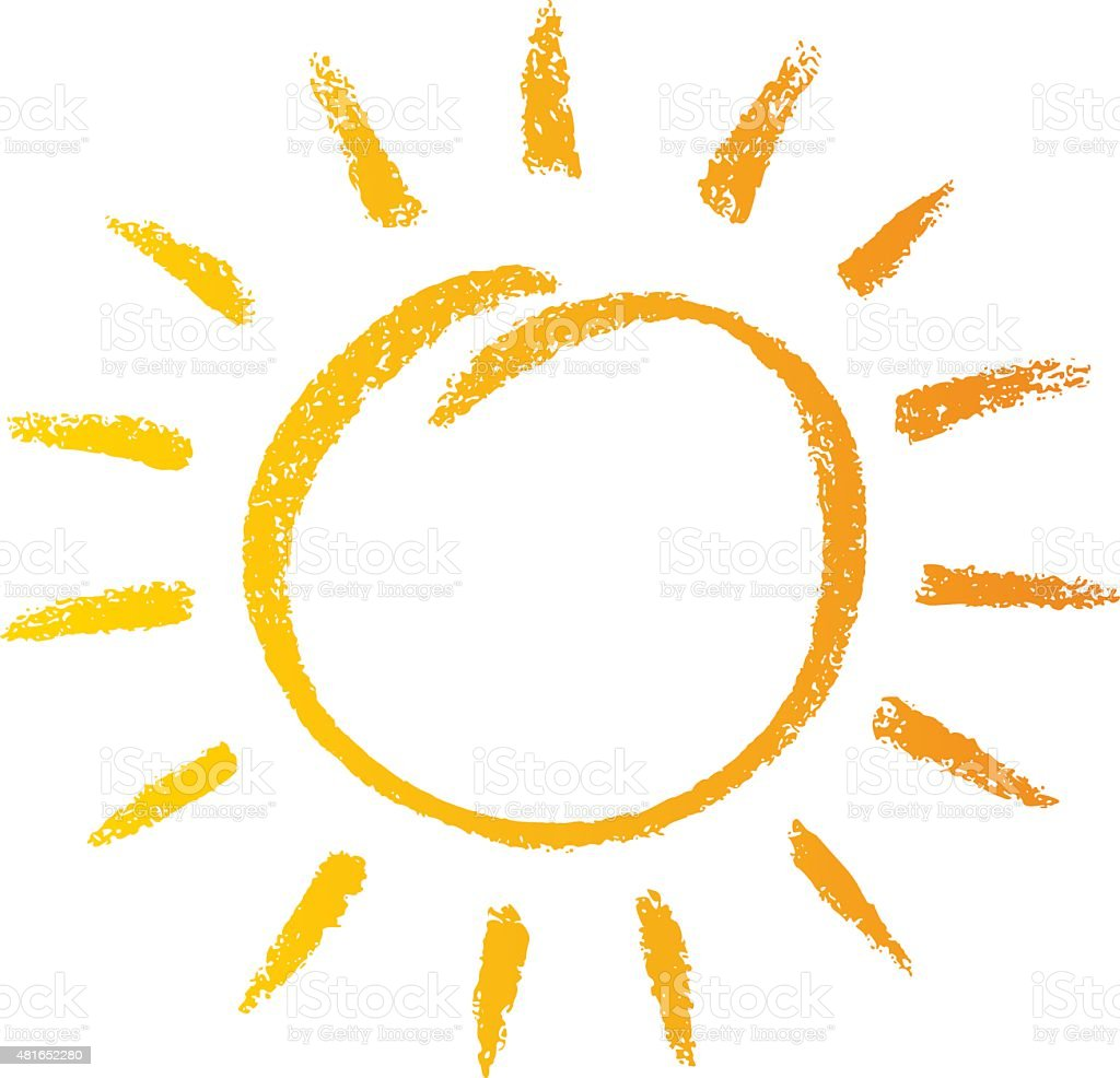 sun stock vector art more images of 2015 481652280 istock rh istockphoto com Sunlight Clip Art Sunlight Map