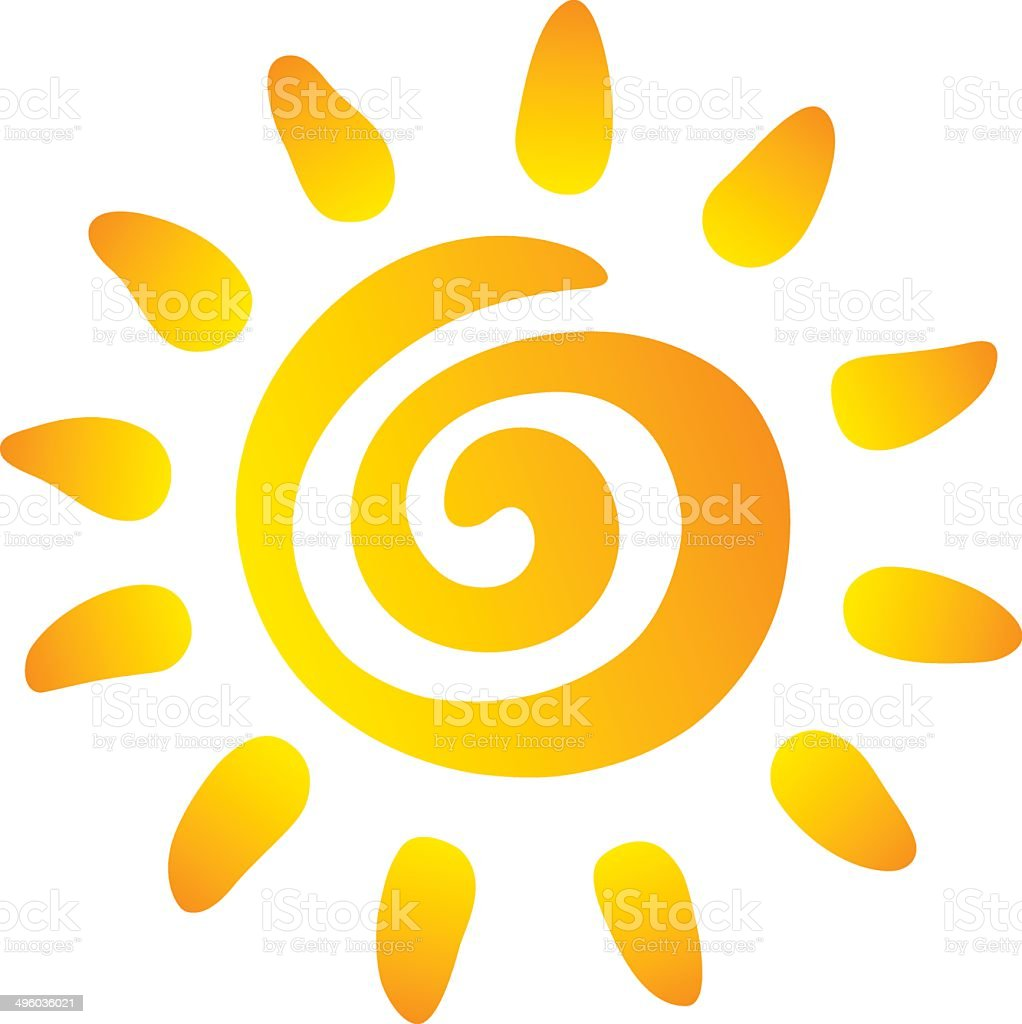 sun stock vector art more images of abstract 496036021 istock rh istockphoto com sun vector free sun vector art