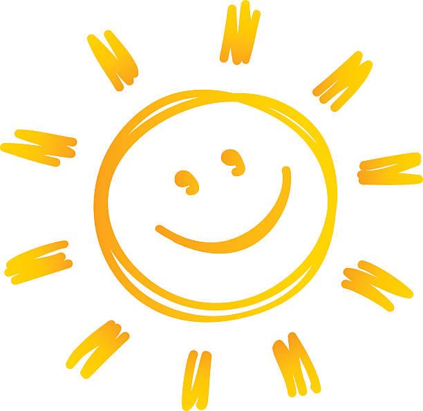のサン - 笑顔点のイラスト素材/クリップアート素材/マンガ素材/アイコン素材