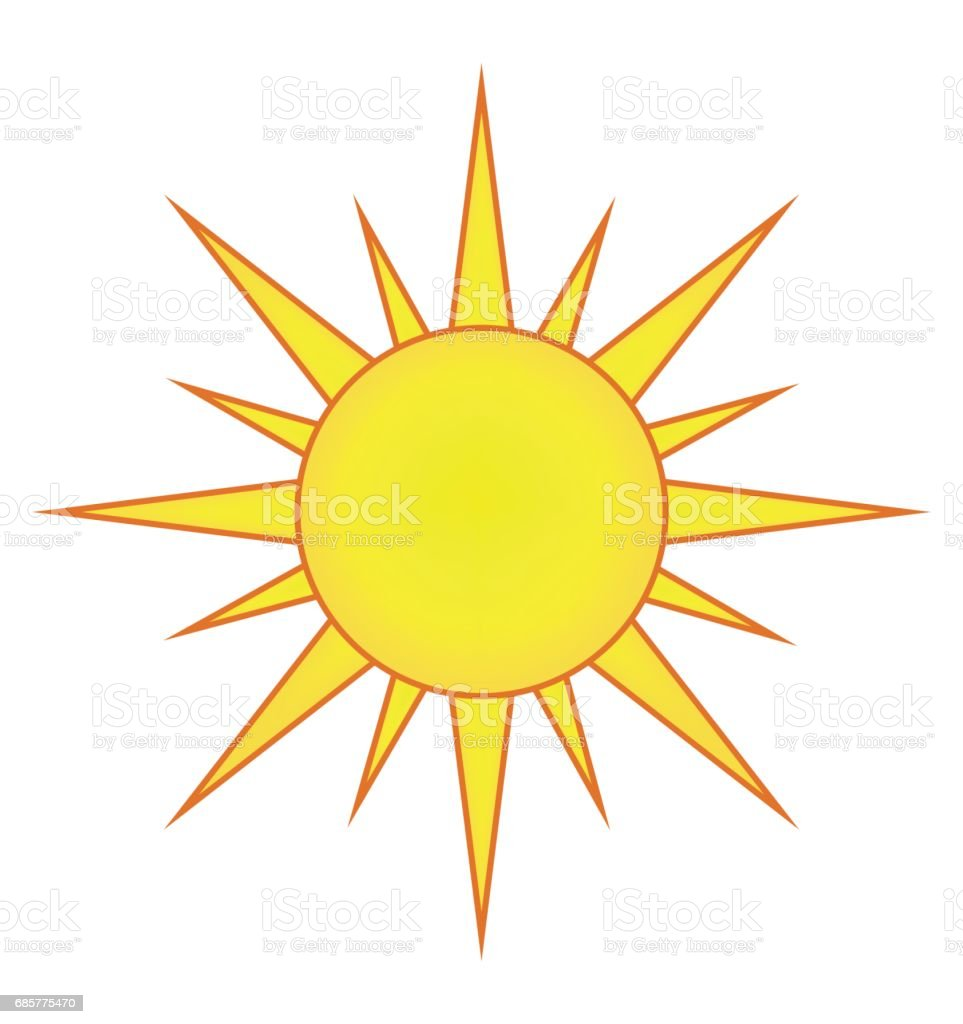 sun vector symbol icon design. Beautiful illustration isolated on white background royalty-free sun vector symbol icon design beautiful illustration isolated on white background stock vector art & more images of cartoon