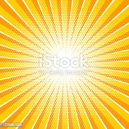 istock Sunbeam Exploding Background 1225967020