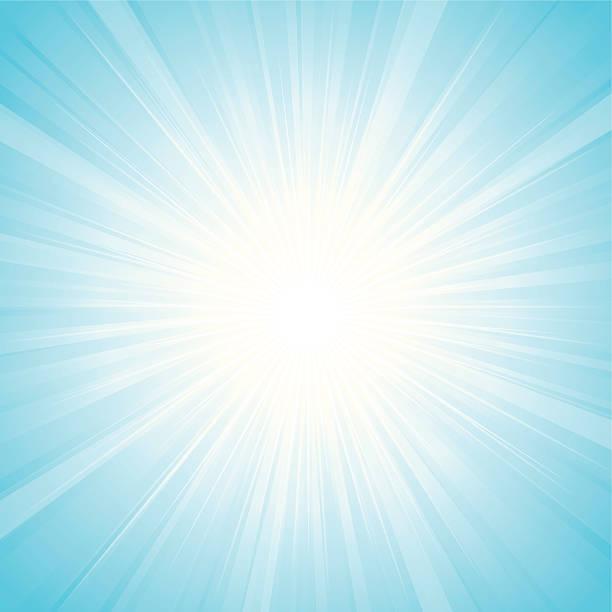 illustrazioni stock, clip art, cartoni animati e icone di tendenza di raggio di sole - riflesso