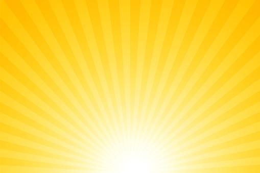 Sunbeams Bright Rays Background - Stockowe grafiki wektorowe i więcej obrazów Abstrakcja