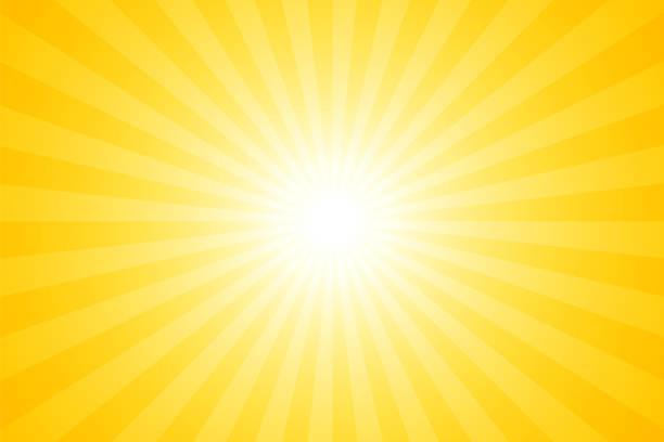 bildbanksillustrationer, clip art samt tecknat material och ikoner med solstrålar: ljusa strålar bakgrund - sun