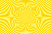 istock Sunbeams: Yellow rays background 1157721638