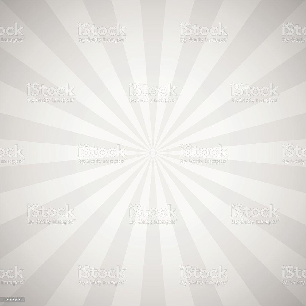 Sunburst gray background illustration vector art illustration