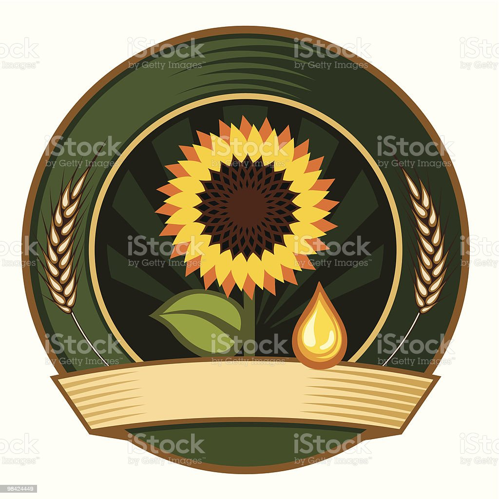 sunflower royalty-free sunflower stock vector art & more images of backgrounds
