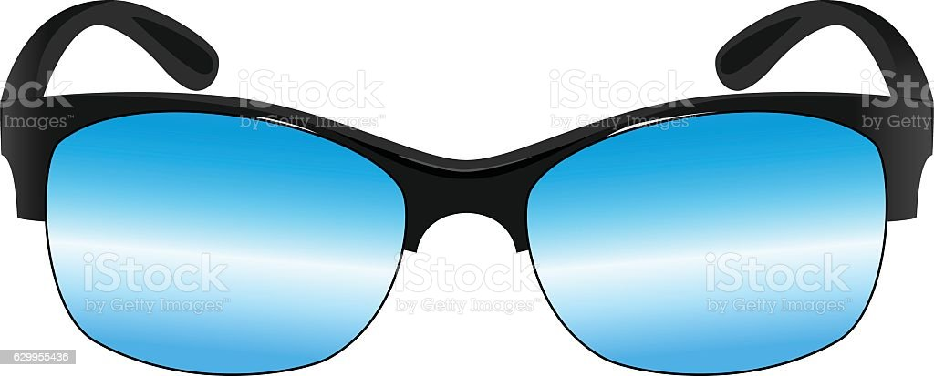 Sonnenbrillen - Lizenzfrei Accessoires Vektorgrafik