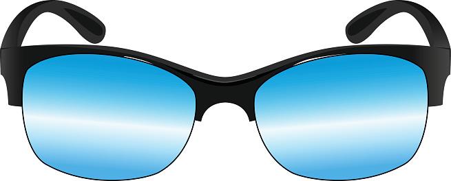 Sonnenbrillen Stock Vektor Art und mehr Bilder von Accessoires