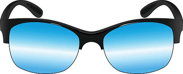 sonnenbrillen - extravagant schutzbrille stock-grafiken, -clipart, -cartoons und -symbole