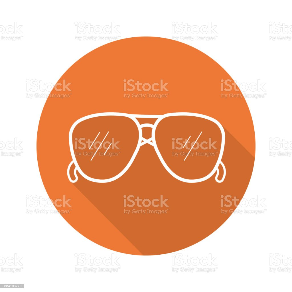 Sunglasses icon royalty-free sunglasses icon stock vector art & more images of aviator glasses