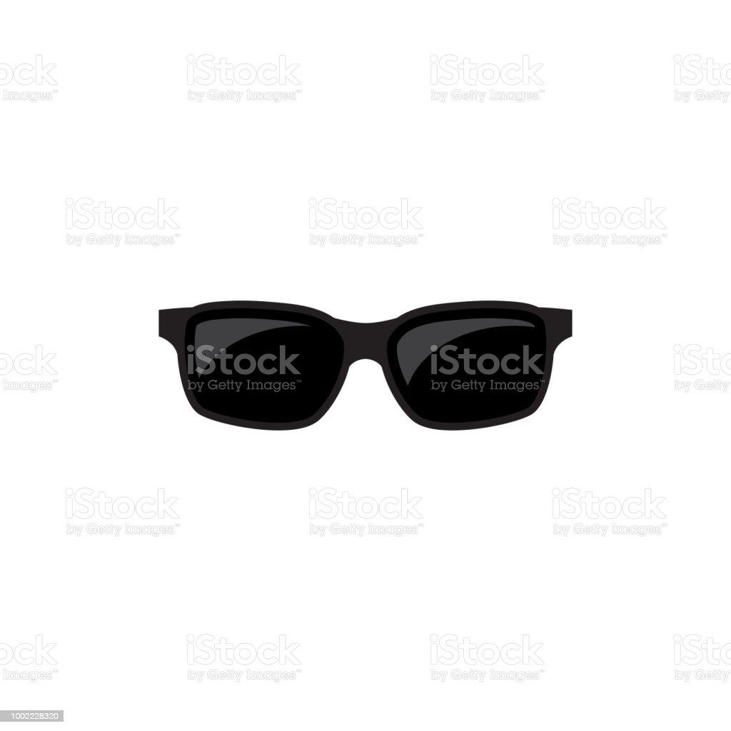 ícone de vetor de óculos de sol vetores de ícone de vetor de óculos de sol e mais imagens de acessório royalty-free