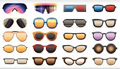 Collection of cool glasses.