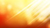 Sunlight Background Vector. Sky, Sun. Yellow Bright Design. Spring Time Illustration