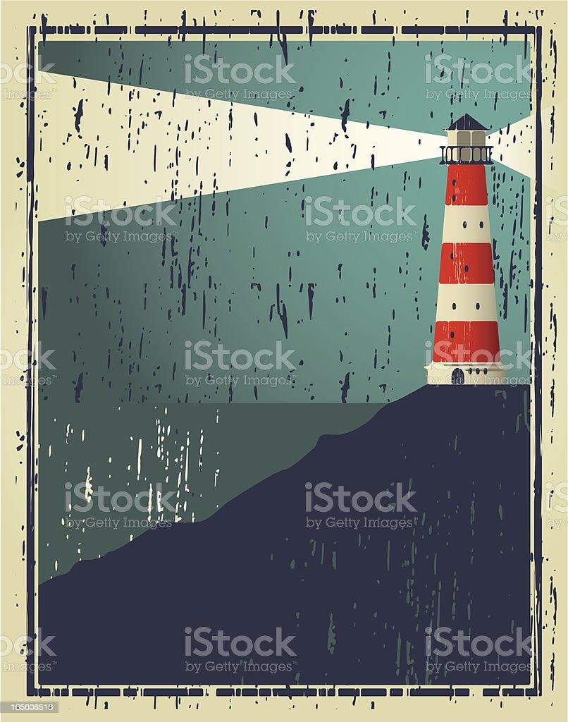 sunlight poster vector art illustration