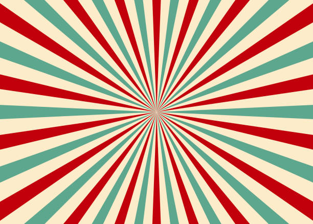 Sunlight retro vertical background. Ray pattern background. Old starburst. Circus style Sunlight retro vertical background. Ray pattern background. Old starburst. Circus style candy backgrounds stock illustrations