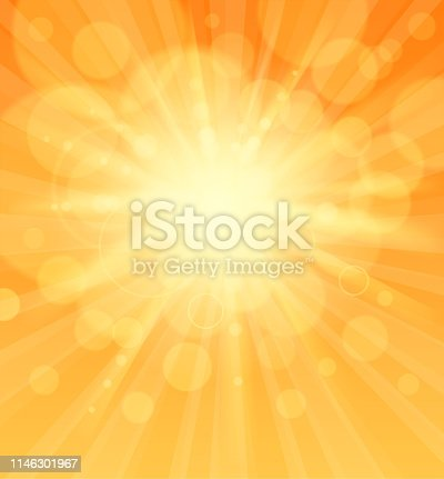 drawing of vector blank sunlight sign. Created by illustrator cs6. This file of transparent.