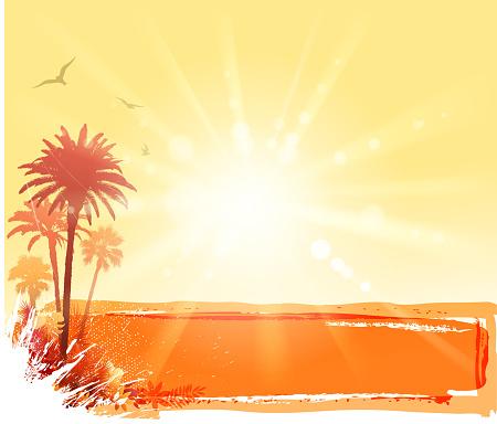 sunny botanic banner